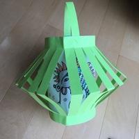 Chinese Dragon Lantern Art for kids