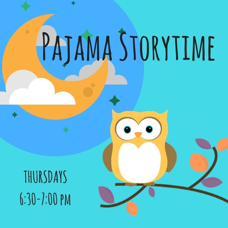 Pajama Storytime at Stillwater