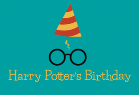 Harry Potter's Birthday Celebration at Stillwater Library