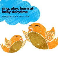 Baby Storytime with Sara Waters