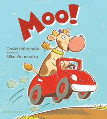CANCELED : March MOO-stery Month Celebration featuring local author David LaRochelle and local illustrator Mike Wohnoutka