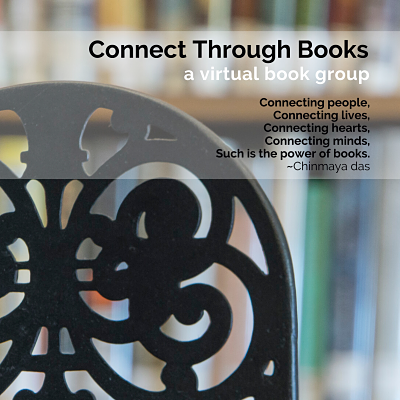 Connect Through Books (A Virtual Book Group)