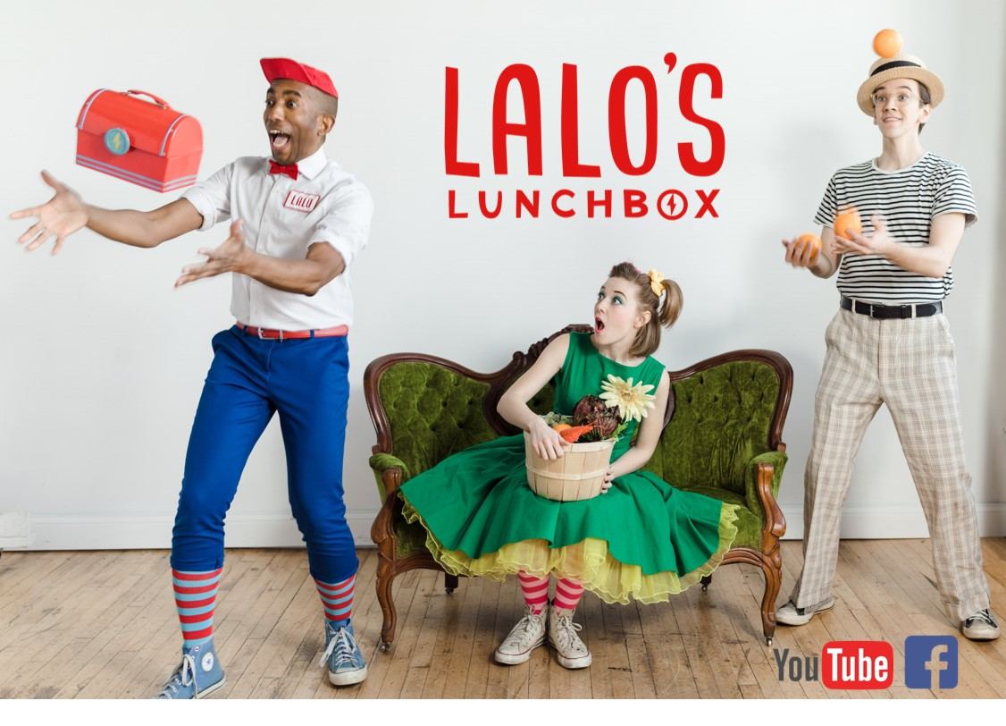 Lalo's Lunch - Children's Entertainment