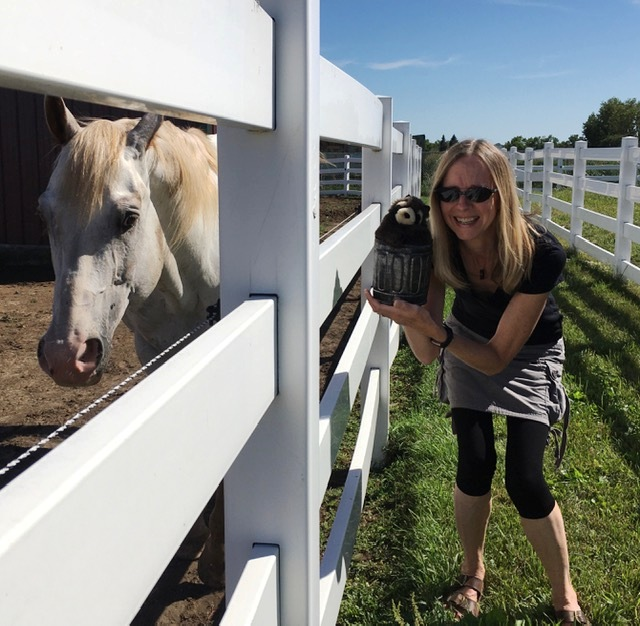 """Baby & Toddler """"Audio Rhyme Time: Horses"""" (Special Guest Miss Alisa)"""