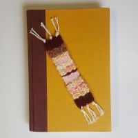 Virtual Let's Make Stuff: Woven Bookmark