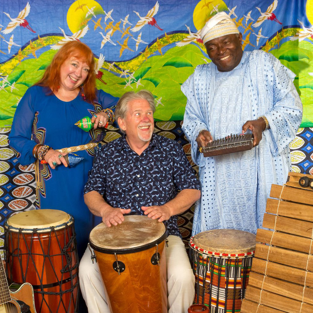 Virtual Performance: Siama's Congo Music
