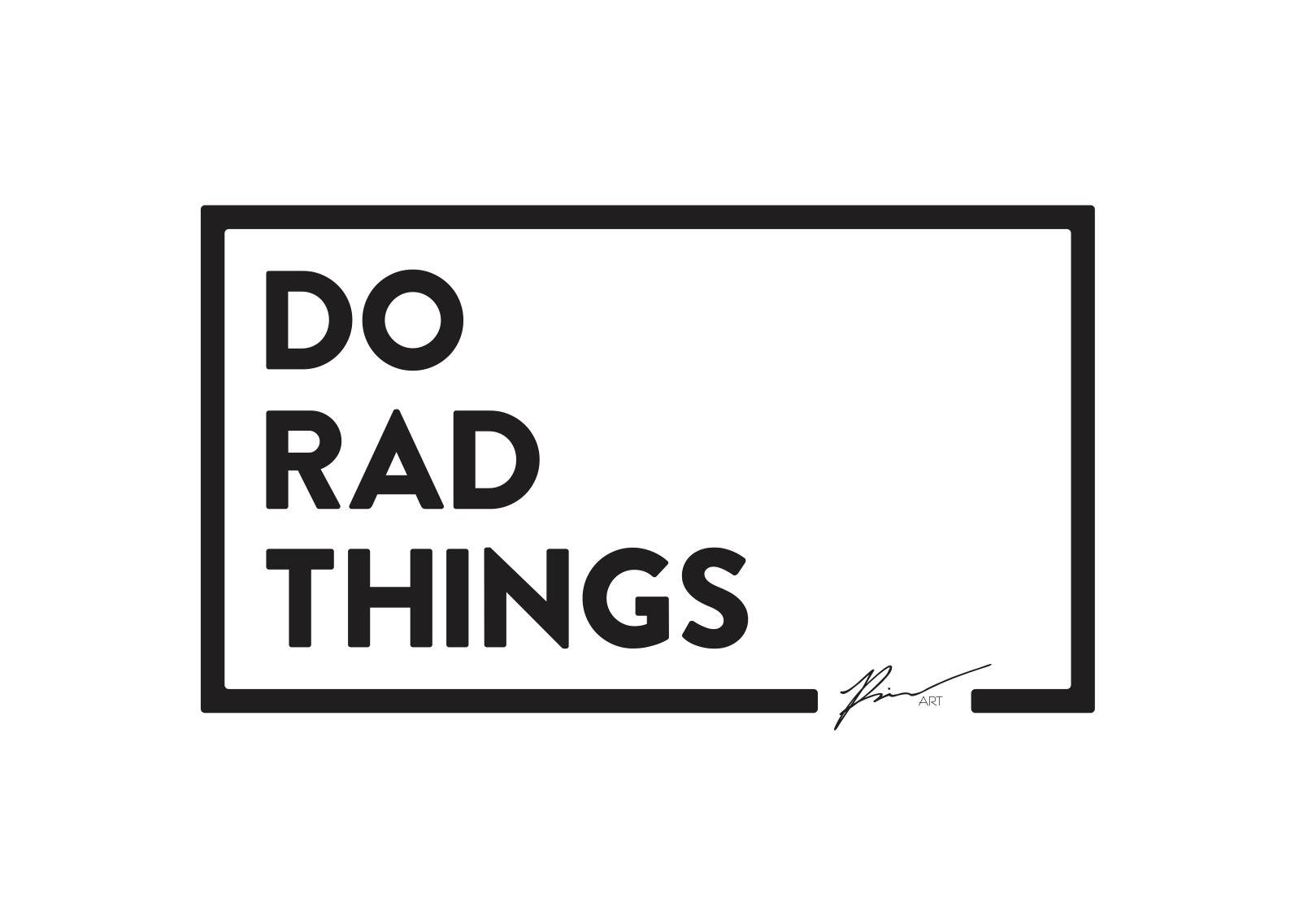 Do Rad Things: Skateboard Art Online Seminar
