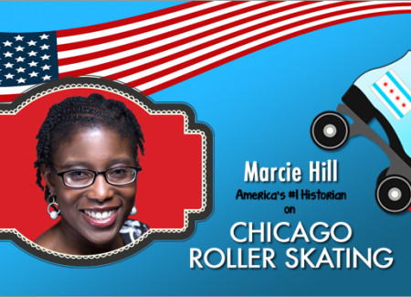 Chicago Roller Skating History