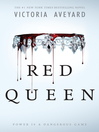 Young Adult Book Club- Red Queen by Victoria Aveyard