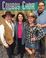 Sunday with Friends Concert - Cowboy Choir's Classic Rock n' Roll Show