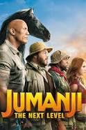 CANCELLED: Jumanji: The Next Level