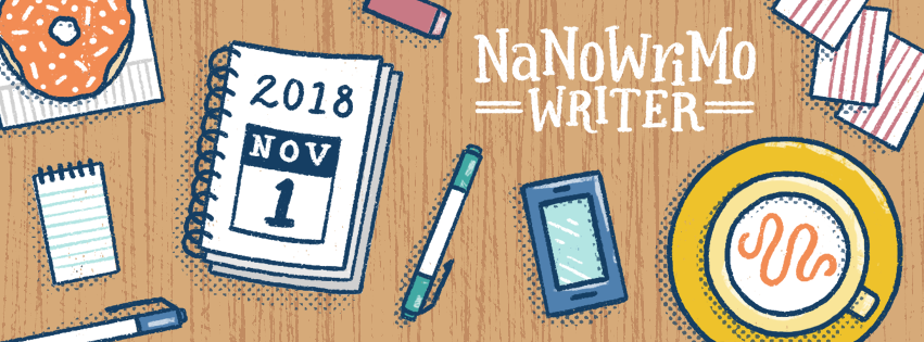 NaNoWriMo YWP Write-In