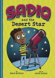 Meet Sadiq: Book Launch Party!