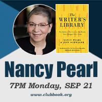 Club Book: Nancy Pearl