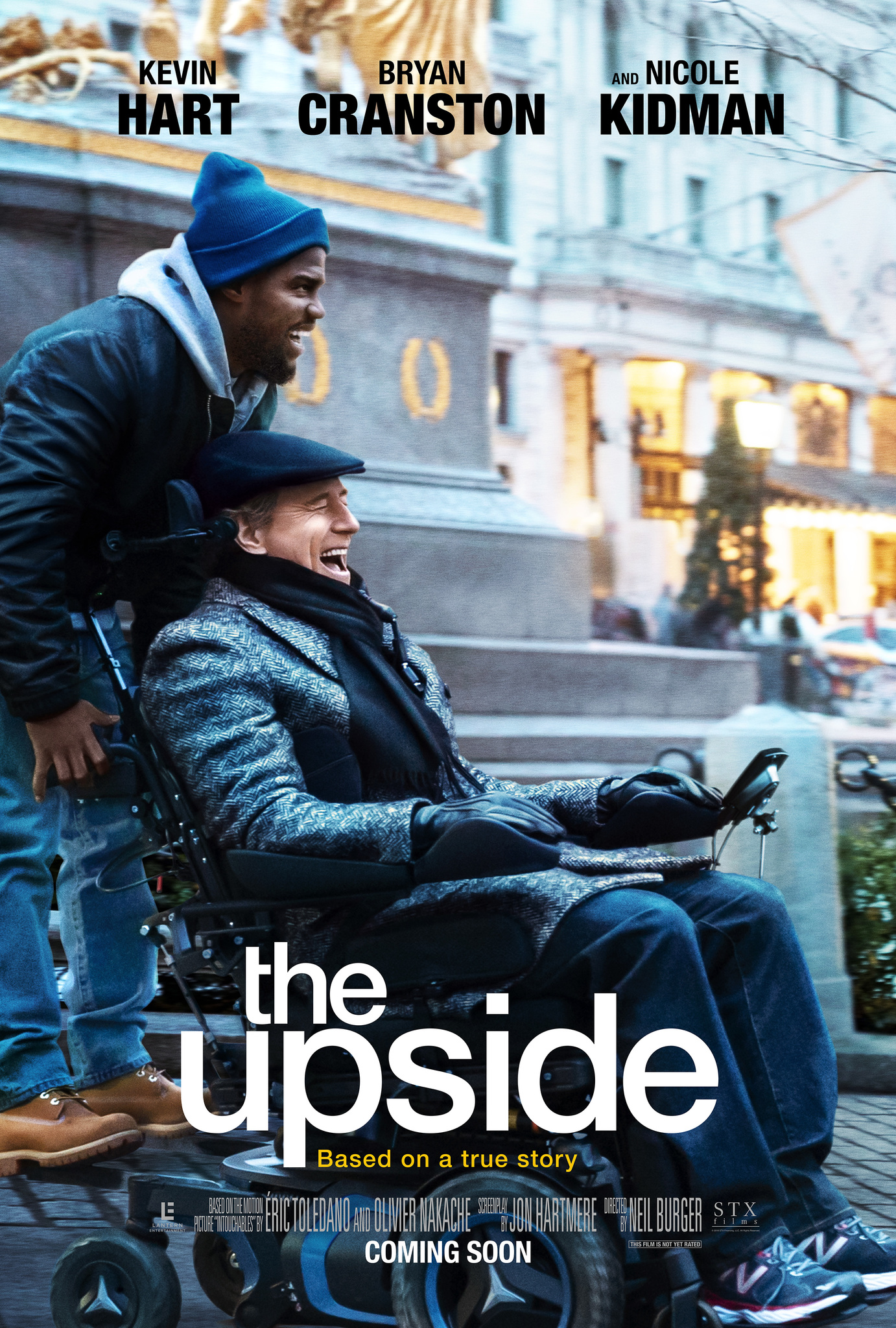Thursday Afternoon Movies: The Upside