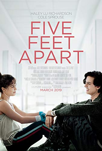 Thursday Afternoon Movies: Five Feet Apart