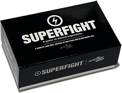 Teen Board Game Club: Superfight