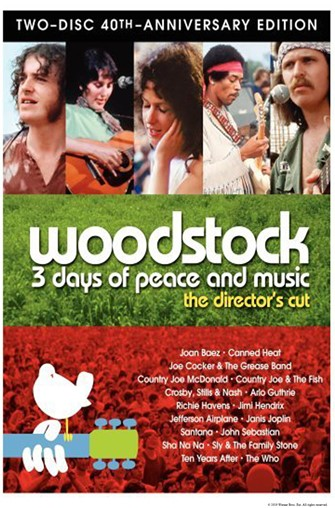 Woodstock: The 50th Anniversary Movie Event
