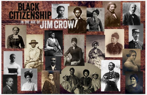 Exhibit:  Black Citizenship in the Age of Jim Crow
