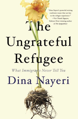 Adult Book Discussion via Skype-The Ungrateful Refugee by Dina Nayeri