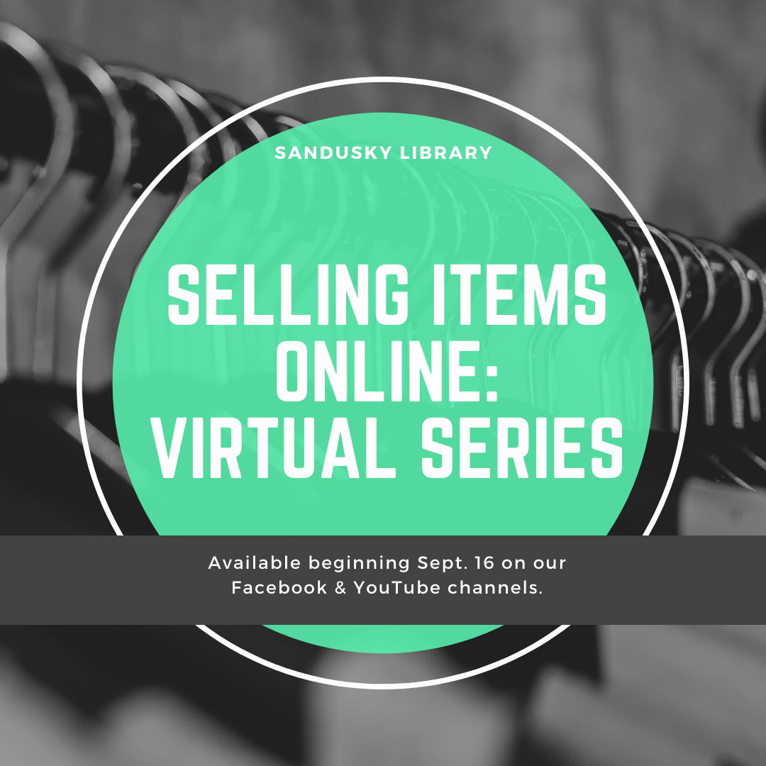 Selling Items Online: Virtual Series