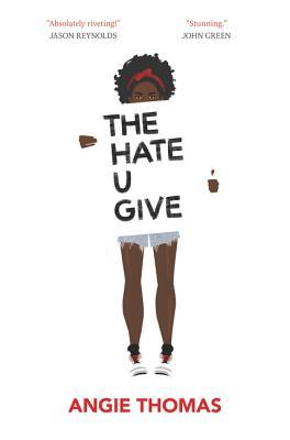 Virtual Teen Book Club:  The Hate U Give by Angie Thomas