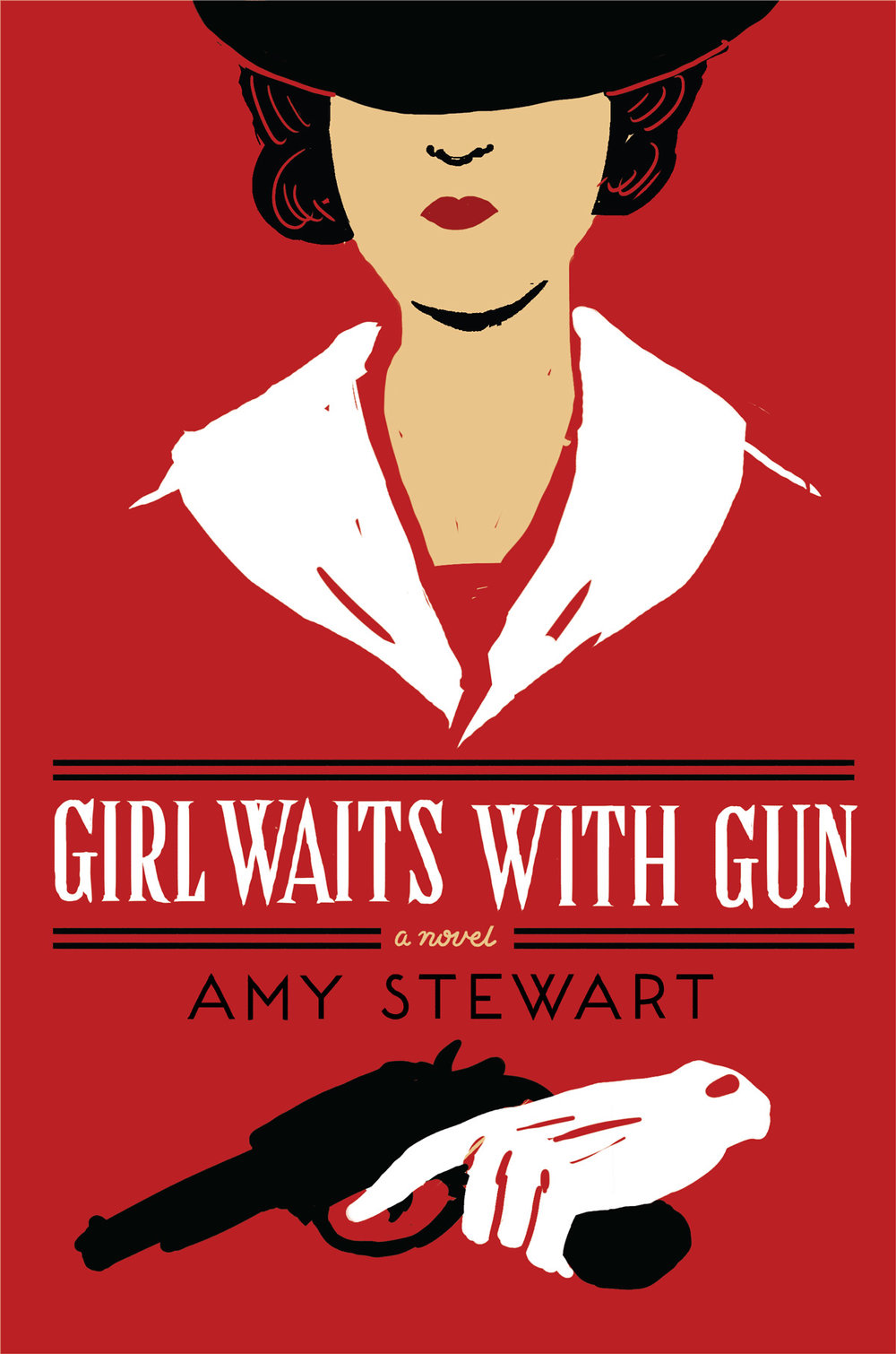 Virtual Adult Book Discussion:  Girl Waits with Gun by Amy Stewart