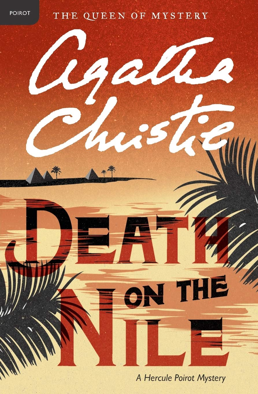 Adult Book Discussion: Death on the Nile by Agatha Christie