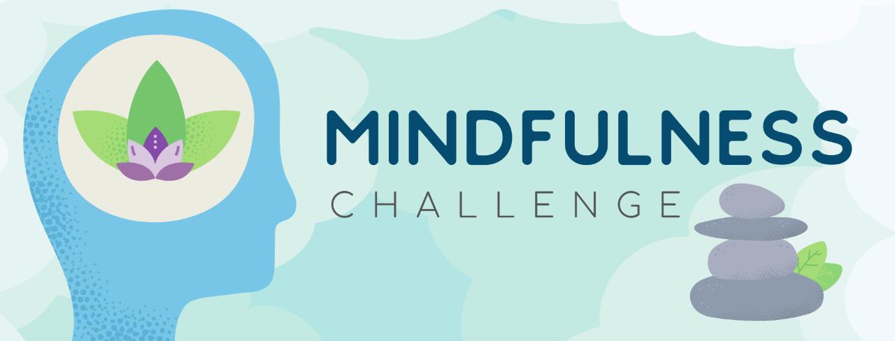 Virtual Reading Challenge:  Mindfulness