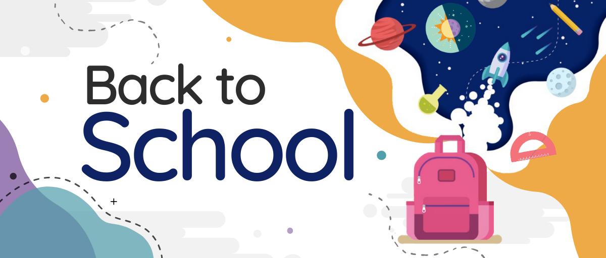 Virtual Reading Challenge:  Back to School