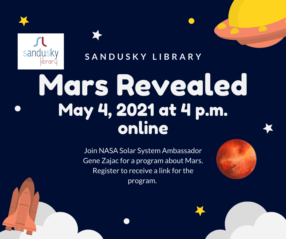 Virtual Program: Mars Revealed