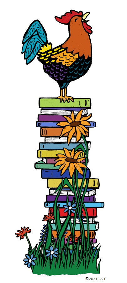 Summer Reading Program for Kids and Teens: Last Day
