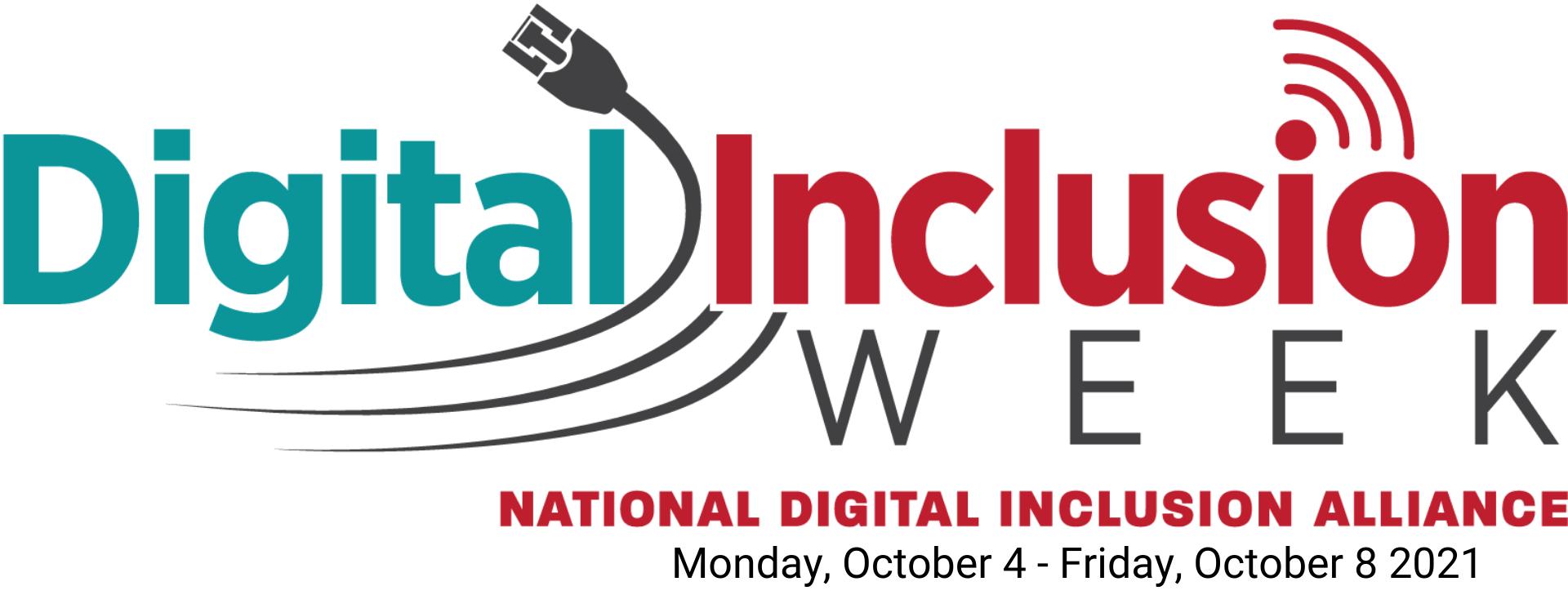 Digital Inclusion Week 2021