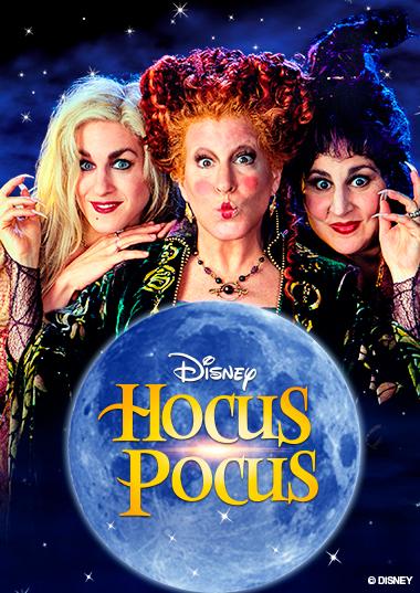 Free Family Movie:  Hocus Pocus (PG)