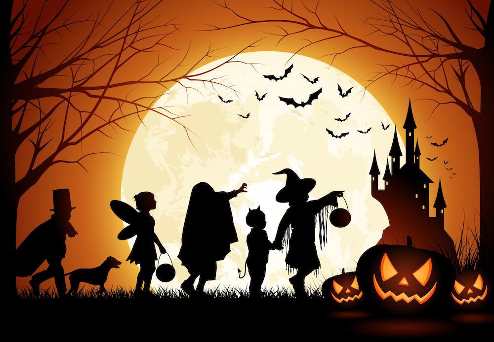 Take and Make Crafts:  Halloween