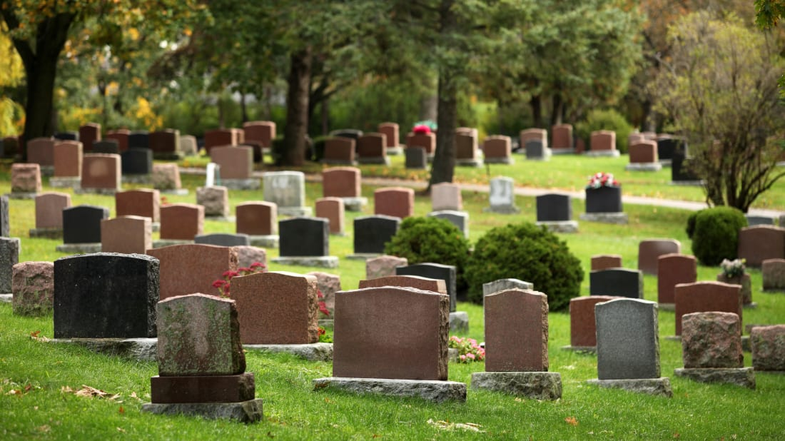 Epitaphs and Icons: What You Can Discover in the Graveyard