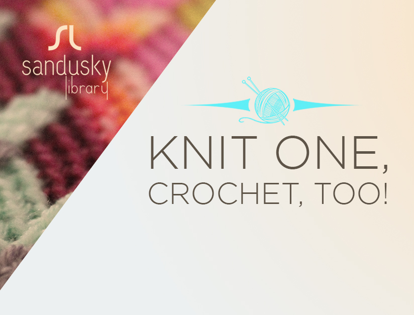 Knit One, Crochet, Too!