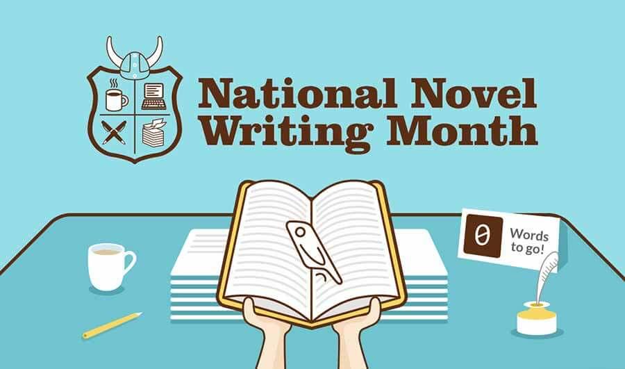 NaNoWriMo Write-In