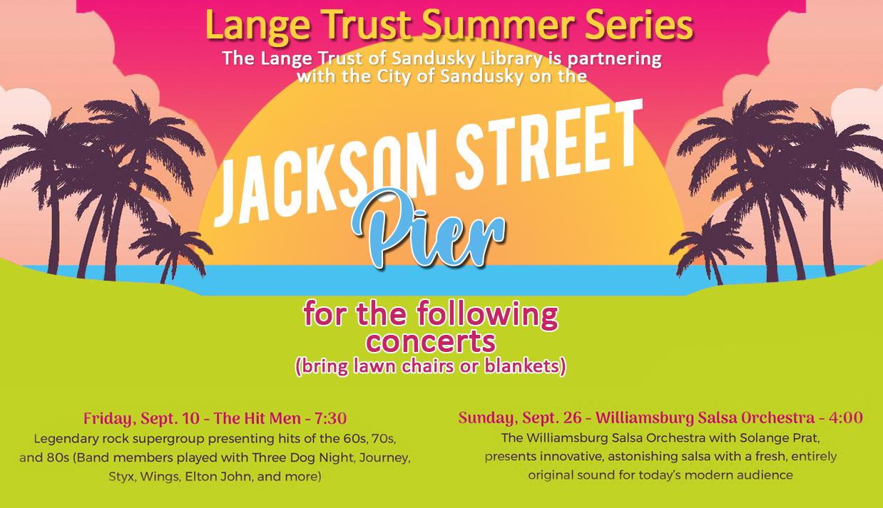 Lange Trust Summer Series: Williamsburg Salsa Orchestra