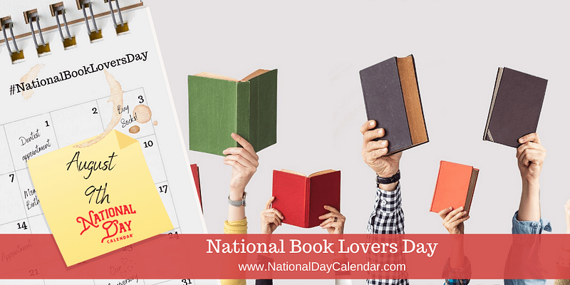 Virtual- National Book Lovers Day