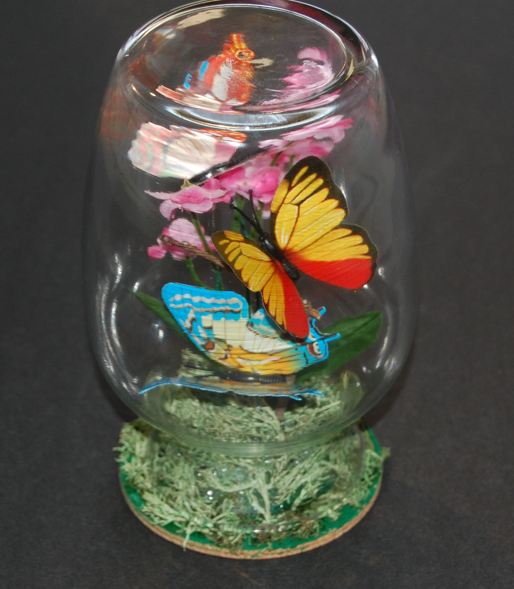 Virtual Craft Corner: Butterflies In a Jar