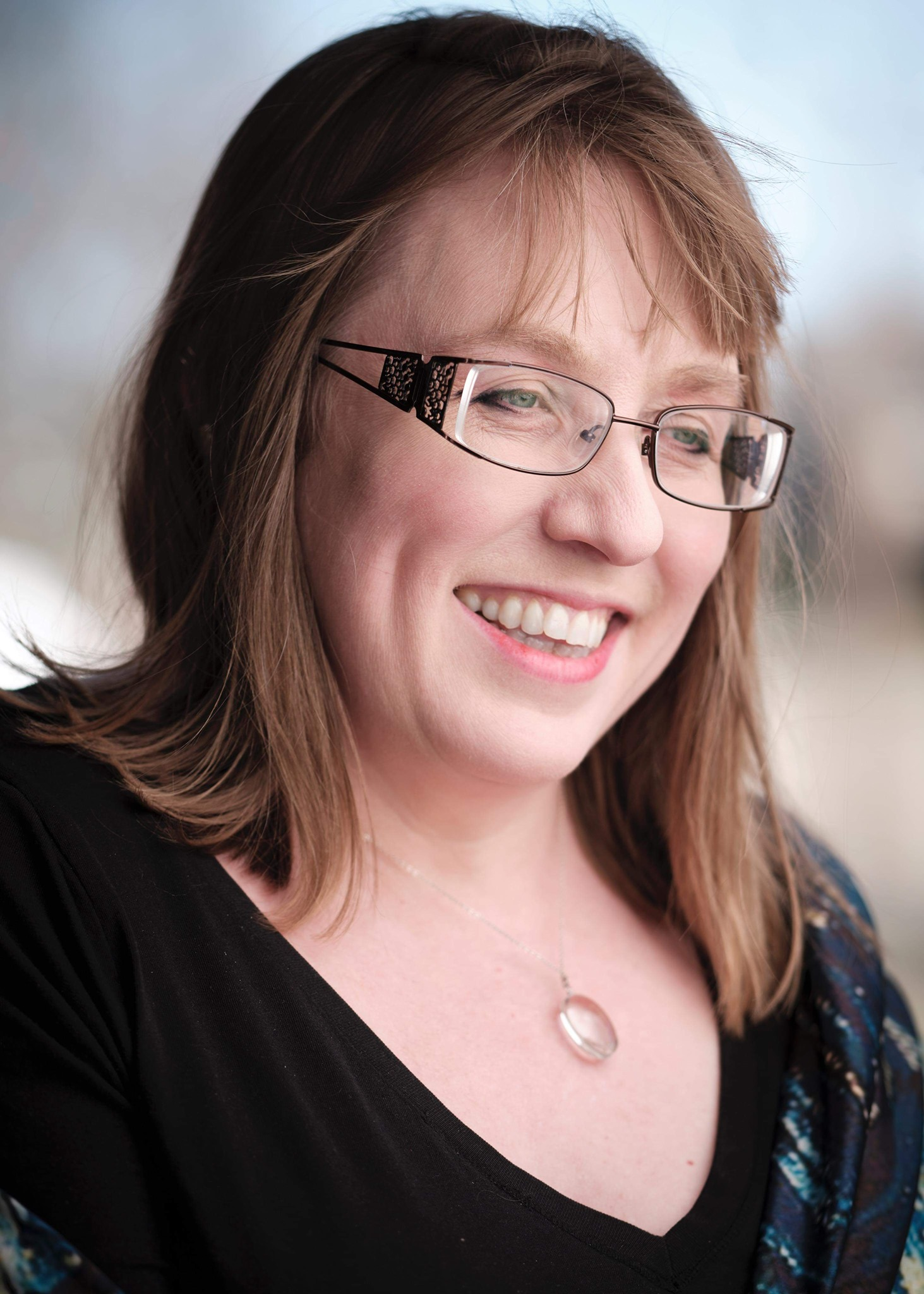 Author Cat Russell: An Optimist's Journal of the End of Days and Other Stories
