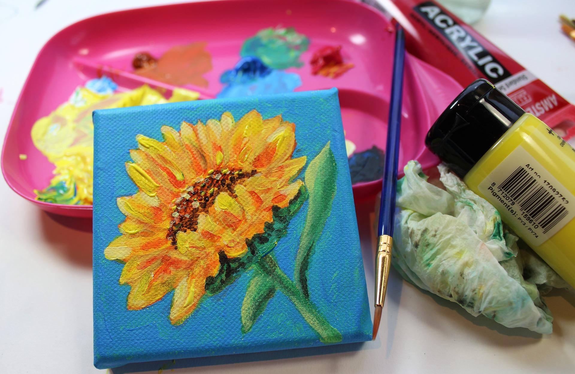 Mini-Masterpiece Art Show Sign-ups
