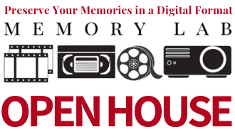 Memory Lab Open House