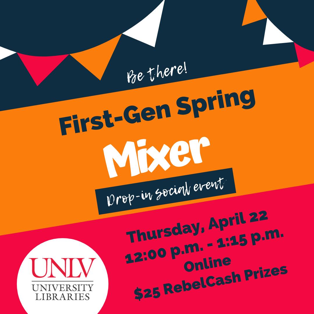 First-Gen Spring Mixer