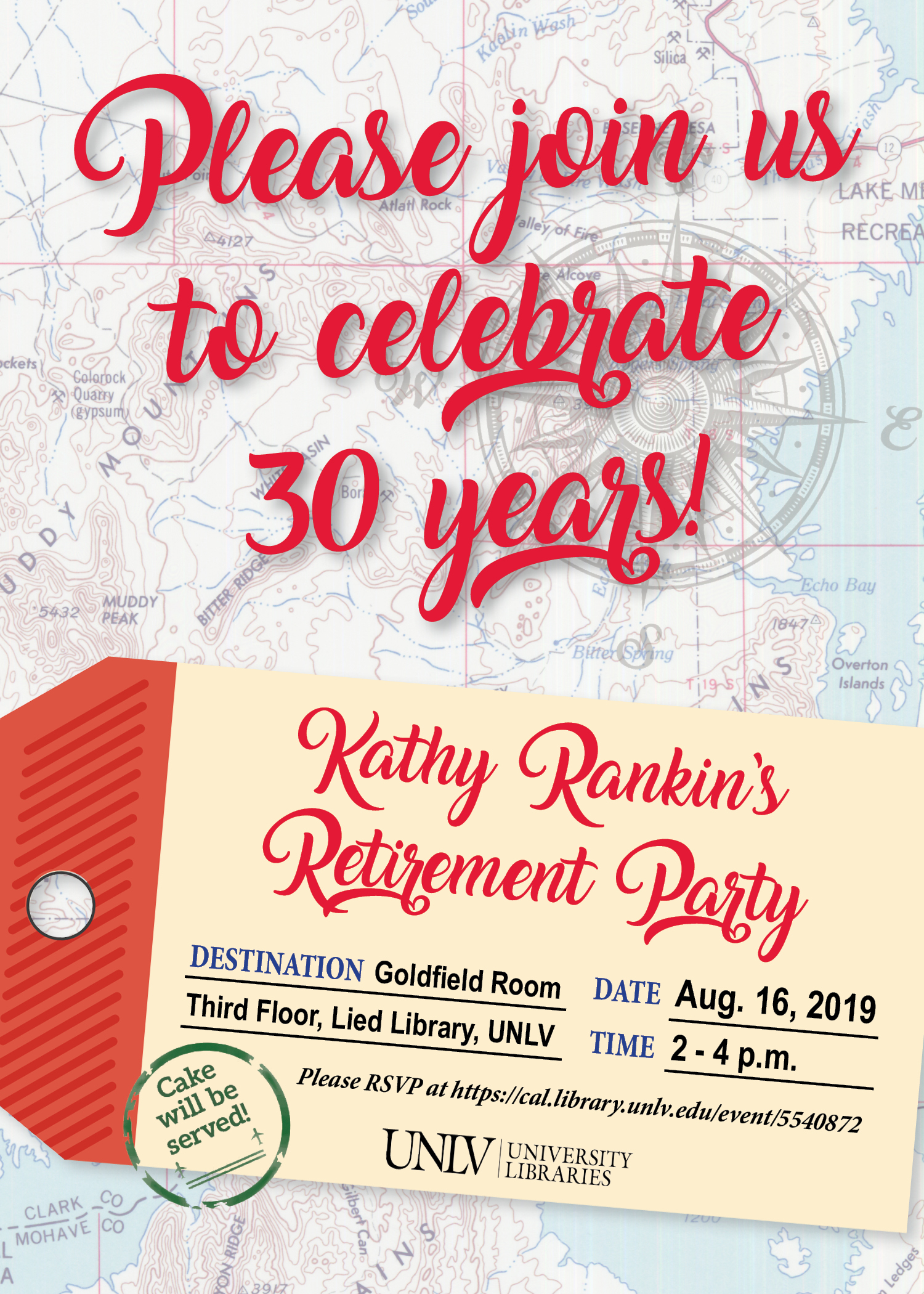 Kathy Rankin's Retirement Party