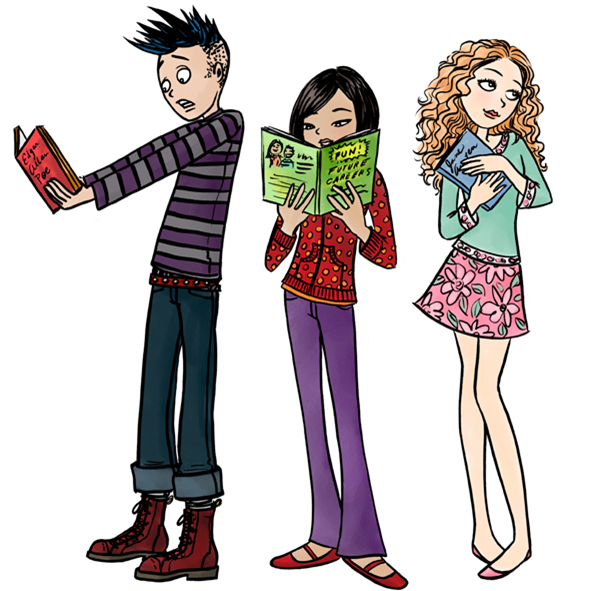 Rockin' Readers Book Club