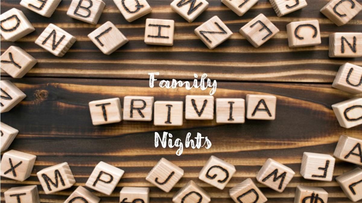 Virtual Family Trivia Night- Superheroes