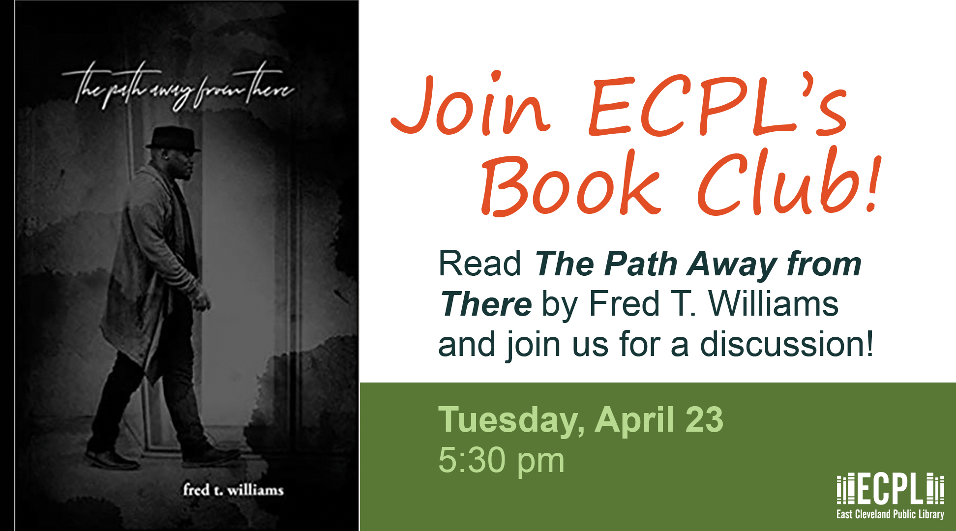 ECPL Book Club! (The Path Away from There)