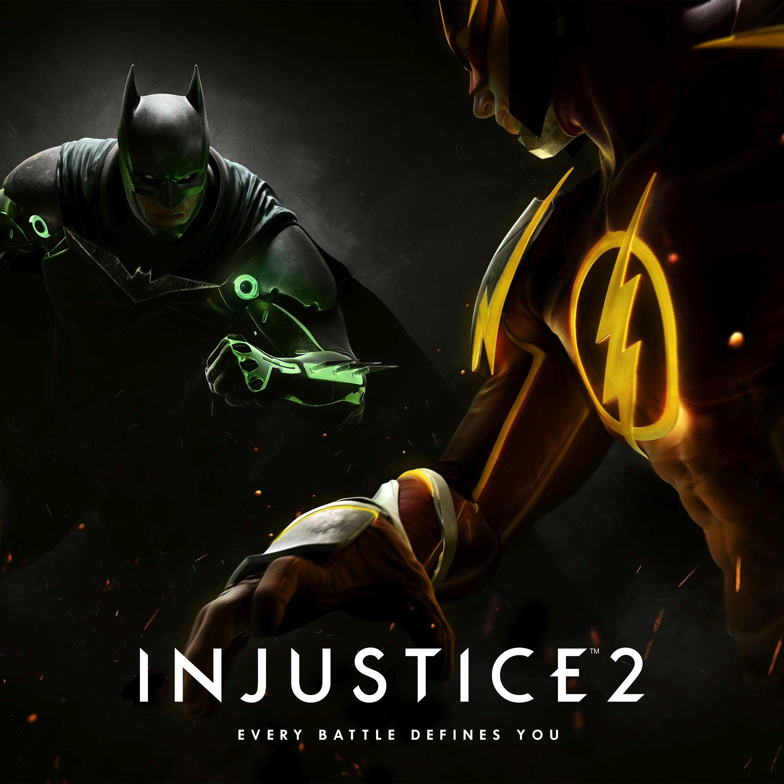 YA Game Days: Injustice 2 & Mortal Kombat Tournament
